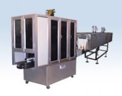 Automatic Sleeve Inserting & Shrink