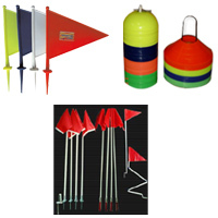 Collapsible Flags
