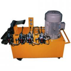 Powerpack for Testing Mining Machinery