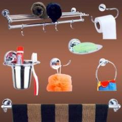 Scorpio series of bathroom accessories