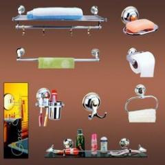 Bathroom accessories (Gold Coin series)