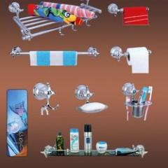 Bathroom accessories (Enchore series)