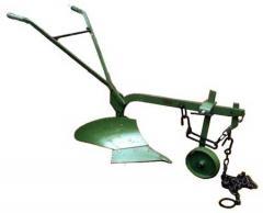 Animal Driven Plough