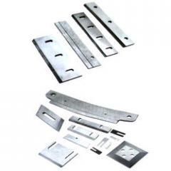 Plastic Industry Blades