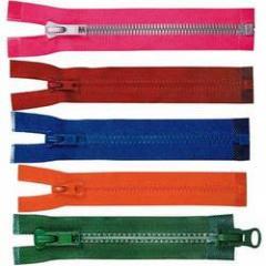 Derlin Plastic Zipper