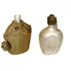 Chhagal / Canvas Water Bottle