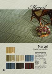 Carpet tiles Marvel