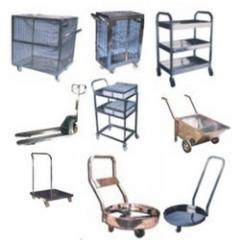 Fabricated Trolleys