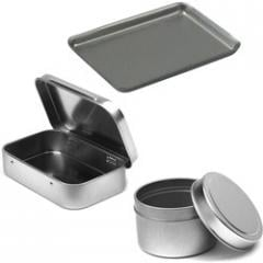 Tin Container Components