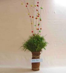 Decorative Dried Flowers Bouquets