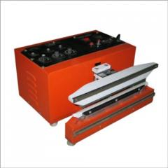 Semi Automatic Heat And Impulse Sealing...