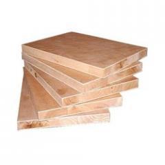 Block board