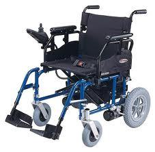 Motorized deluxe wheelchairs