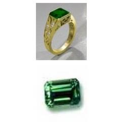 Natural Emerald (Markat Moni / Panna)