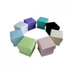 Square Colored Boxes