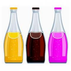 Sapid Soda In Different Colour