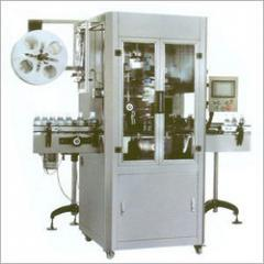 Shrink Sleeve Application Machine