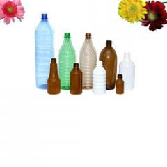 Pet Plastic Cosmetic Bottles