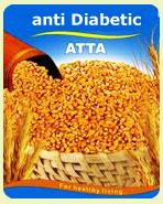 Anti - Diabetic wheat less Atta (Wheat less atta