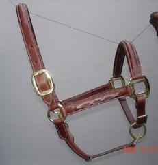 English Leather Halter