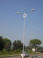 Ms Lightning Pole