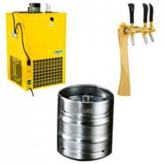 Draught Beer Dispensing Machine