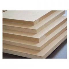 Medium Density Fibreboards (MDF)