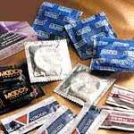 Contraceptic Wrap Laminated Alluminium Foil