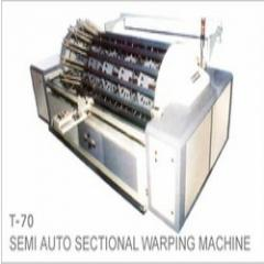 Sectional Wrapping Machine (Semi Auto)