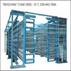 Revolving Corn Creel