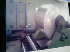 Foil Stock Machine