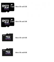 OCTOPUS BRAND MICRO SD CARD FROM 2GB TO 32GB FROM