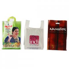 Plastic Printed Bags And Pouches