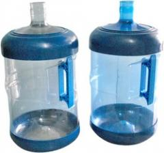20 Liter Handle Jar With Ring Guard