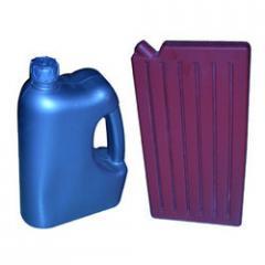 Plastic Pesticide Containers