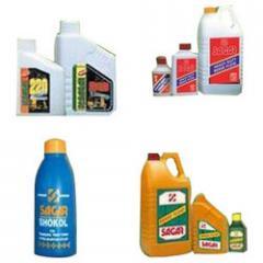 Automotive Speciality Oils