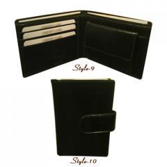 Classic Billfold & Card Holders