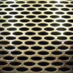 Perforated Brass Sheets