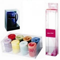Transparent Rigid PVC Long Boxes