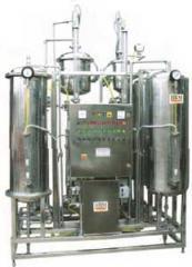Automatic De aerator, pre carbonator &