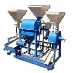 Pulse Cleaning Mill