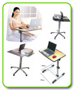 Laptop Table, Laptop stands, adjustable laptop