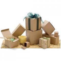 Kraft/Semi Kraft Boxes