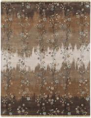 Wool & Silk Rug