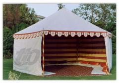 Amber Tent
