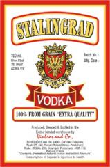 Stalingrad Vodka