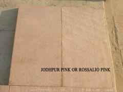 Rosalio Pink or Jodhpur Pink  Sandstone
