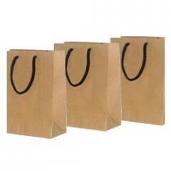 Natural Recycled Paper Bag