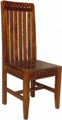 Rope carved chair