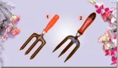 Fork Weeding